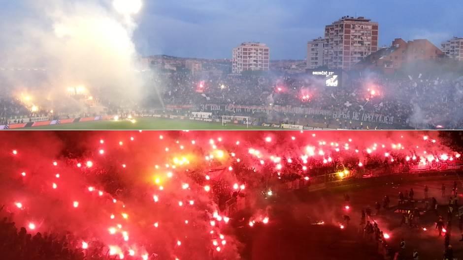 Derby Days Eternal Derby Belgrade 146 Derbi Partizan